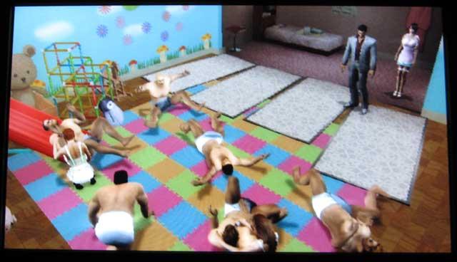 diaper fetish Japanese